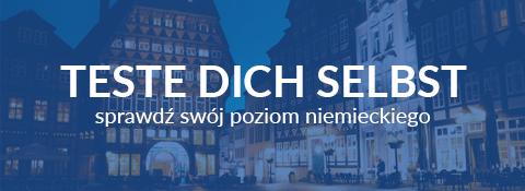 test z języka niemieckiego szkoła europa